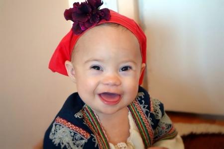 47 усмивки от хора със Синдром на Даун.